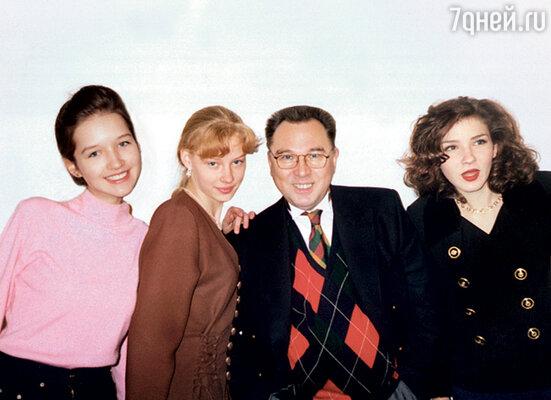 Славу Зайцева мы видели дважды: при поступлении в его модельную школу и на выпускном