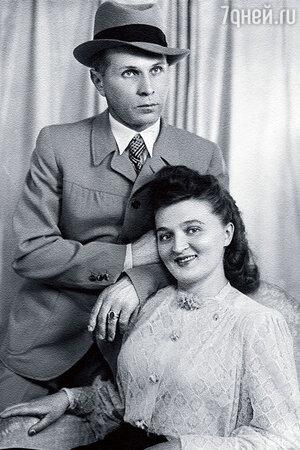 Родители Элеоноры Прохницкой