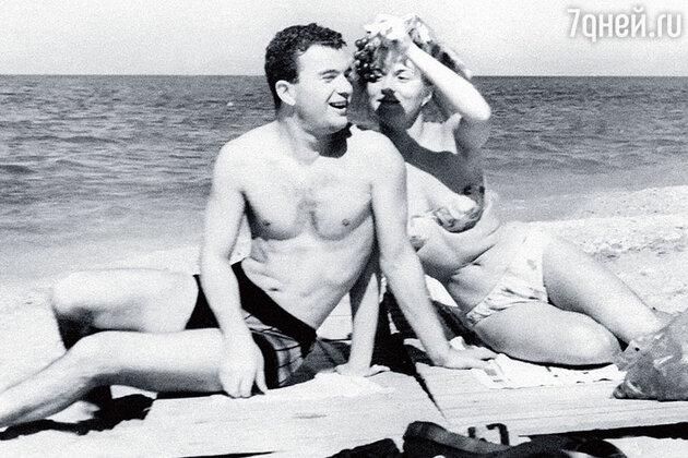 Элеонора Прохницкая с Эмилем Кио