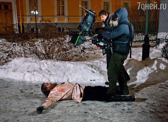 Сцены гибели Распутина непросто дались актеру