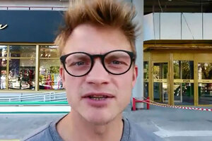 ВИДЕО: Евгений Ткачук желает всем счастья 7 дней в неделю