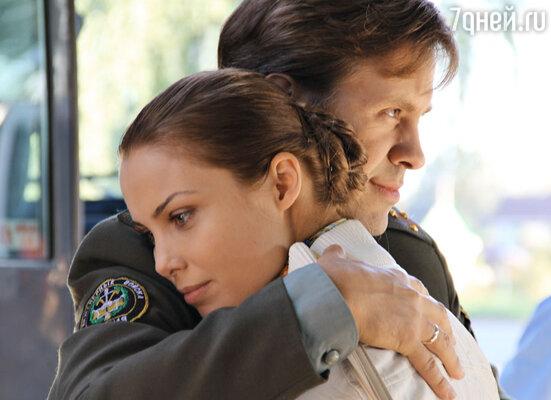 Кадр со съемочной площадки сериала «Виктория»