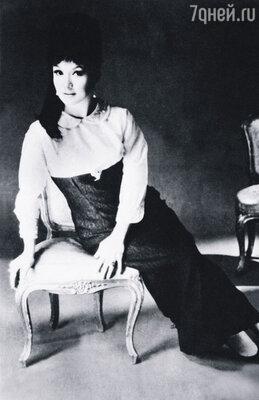 Лолита Торрес на сцене казалась роковой красавицей, но в жизни она была совсем другой