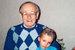 Петр Градов с с правнуком Максимом