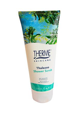 Скраб для домашних SPA процедур Thalasso от Therme Skincare