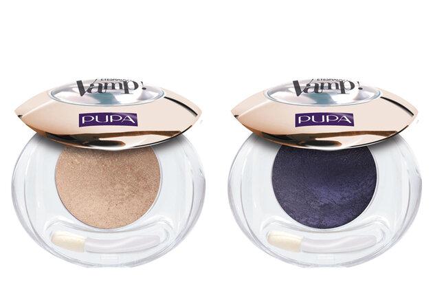 ���� ��� ��� Vamp! Wet & Dry Eyeshadow �� Pupa