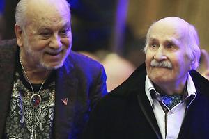 101-летний Владимир Зельдин вышел в свет