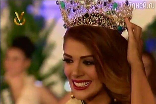 Обладательницей звания «Мисс Земля-2013» стала модель из Венесуэлы Алис Энрич.
