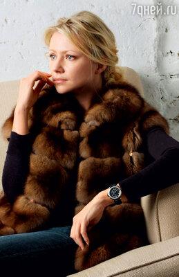Фотосессия Марии Мироновой. 2009 год