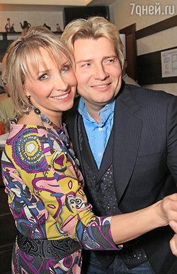 Маргарита Королева и Николай Басков