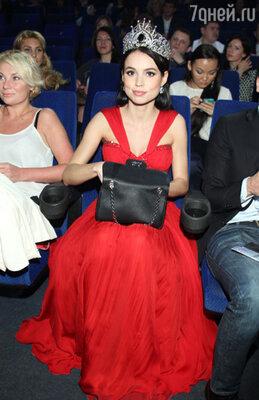 Элина Киреева - «Краса Росии 2012»