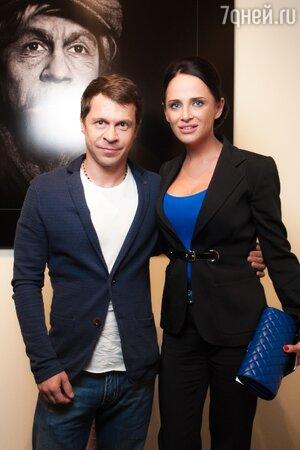 Павел Деревянко и Татьяна Медведева