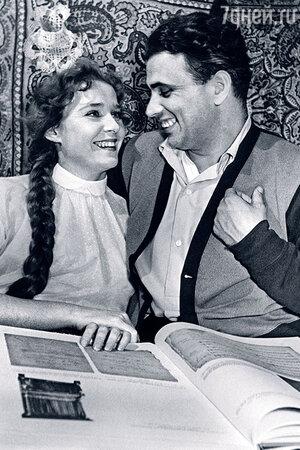 Руфина и Глеб Нифонтовы