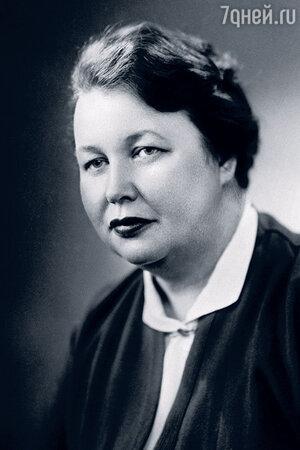 Воспитательница Ольги Нифонтовой Ираида Ивановна