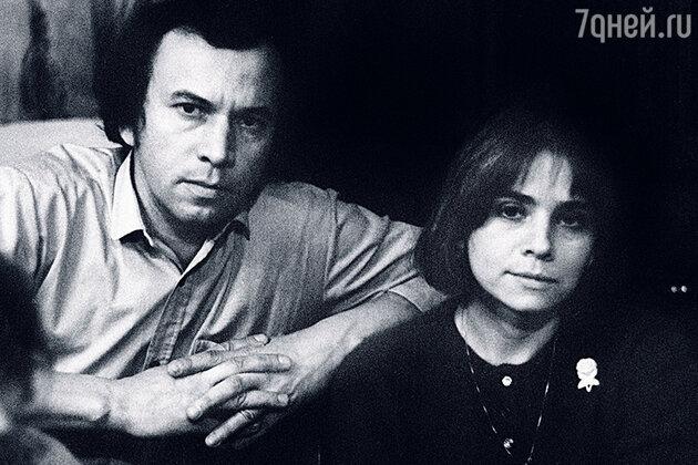 Ольга Нифонтова с мужем Геннадием