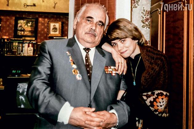 Глеб и Ольга Нифонтовы