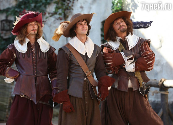 Кадр из фильма «Три мушкетера»