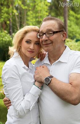 Максим и Марина Дунаевские