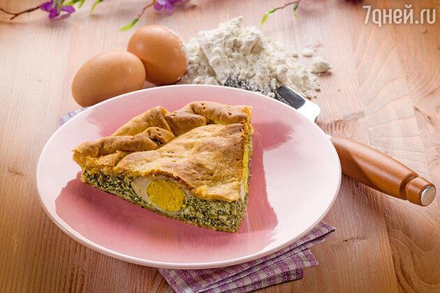 Пирог «Весенний»