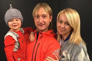 ВИДЕО: Рудковская и Плющенко решили судьбу сына