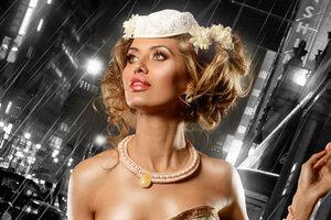 Виктория Боня и другие звезды в фотосессии в стиле бурлеск