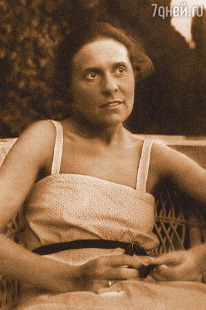 Лиля Брик. 1930-е гг.