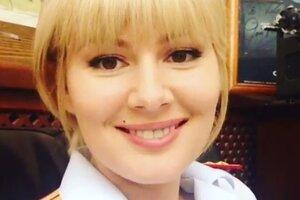 Мария Кожевникова проводит выходные на работе