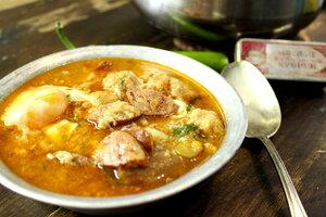 Суп по-испански: рецепт от шеф-повара Анатолия Борща
