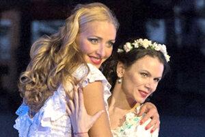 Татьяна Навка снова покоряет Сочи
