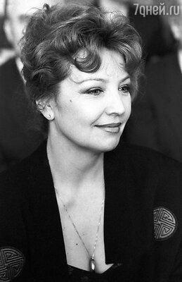 Моя мама — Ольга Михайловна Остроумова...