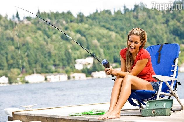 Рыбалка как средство терапии