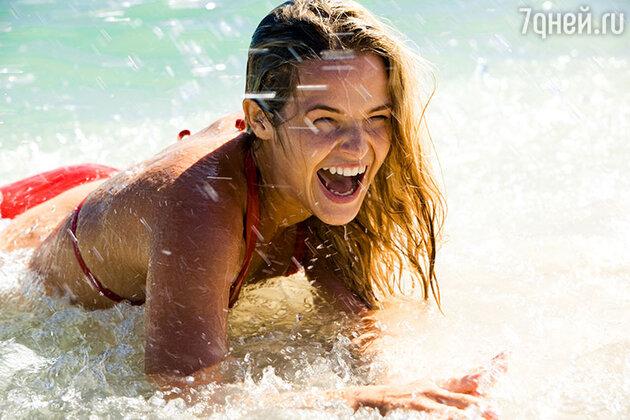 Отдых у воды тонизирует и повышает настроение