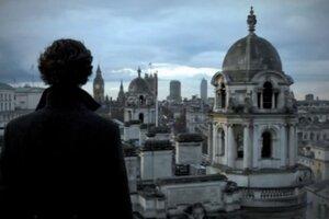 Сериал «Шерлок» третий сезон: официальный трейлер