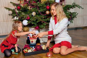 Что пишут дети звезд Деду Морозу?