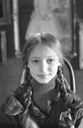 Когда Кристина снималась в «Чучеле», я часто ее проведывал. Съемки были трудные. Она даже плакала, я утешал...