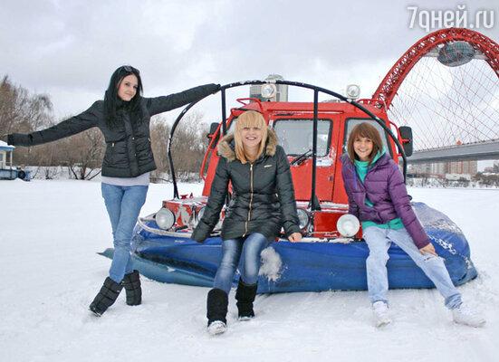 Актрисы сериала «Ранетки»