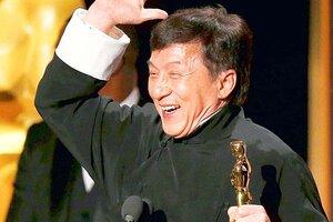 Джеки Чану вручили специальный «Оскар»