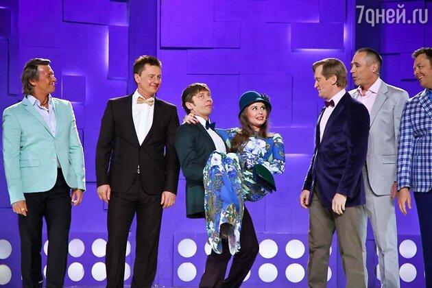 На сцене Государственного Кремлевского Дворца состоится юбилейный концерт «Шоу «Уральские пельмени»