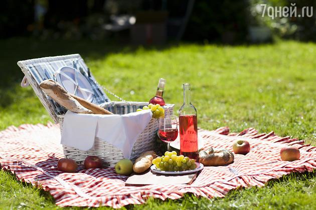 В наши дни «трапезы на лужайке» продолжают пользоваться большой популярностью, доставляя их участникам массу удовольствия и конечно же приятных хлопот