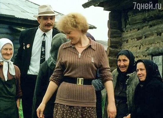 Кадр фильма «Сибириада II»
