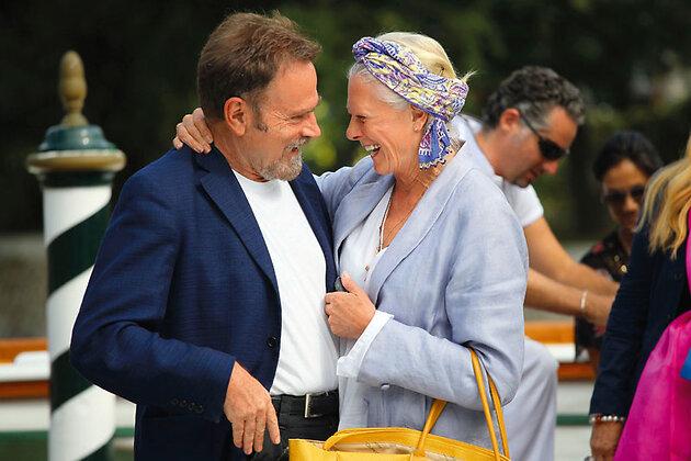 Ванесса Редгрэйв и Франко Неро