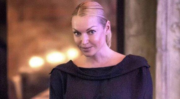 Анастасия Волочкова готовится к новому театральному проекту