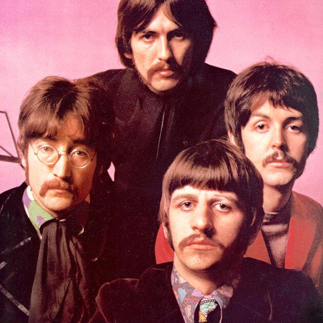 The Beatles в 1968 году