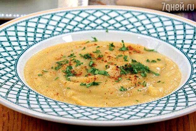 Крем-суп из цветной капусты: рецепт постного блюда