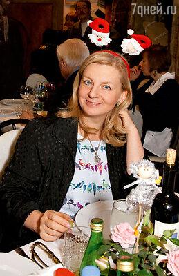 Модельер Виктория Андреянова