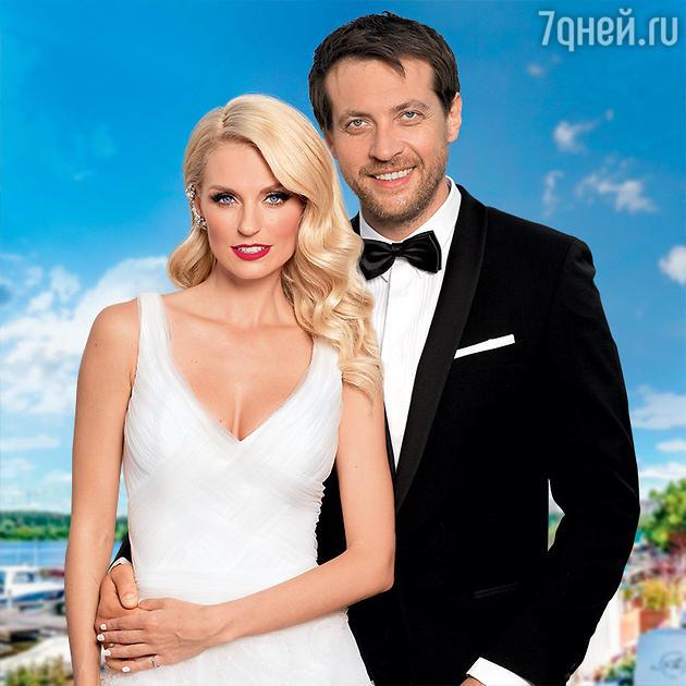 Александра Савельева и Кирилл Сафонов