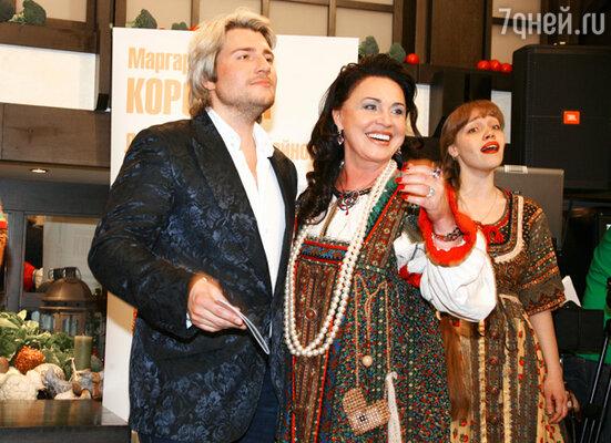 Николай Басков и Надежда Бабкина