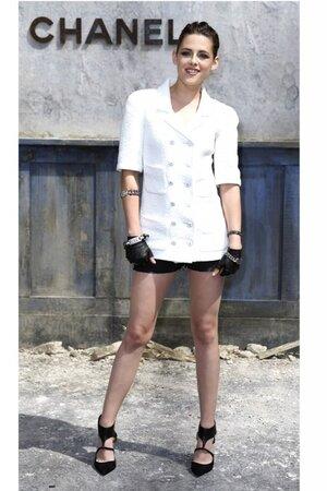 Кристен Стюарт на показе Chanel осень/зима 2014