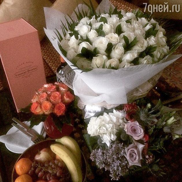 Букеты цветов для Анны Семенович