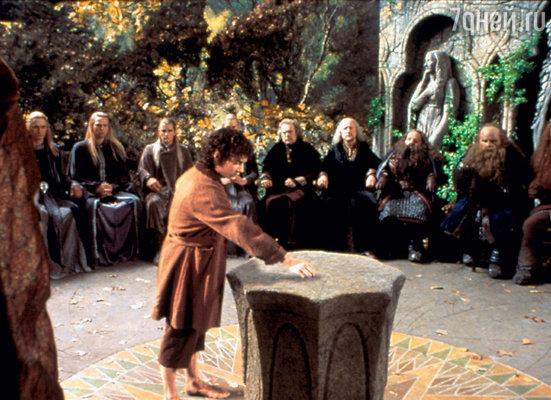 После роли хоббита кЭлайдже Вуду намертво приклеилось прозвище Фродо. Кадр изфильма «Властелин колец: Братствокольца». 2001 г.